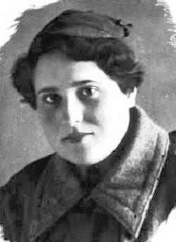 Ялова Клара Ивановна