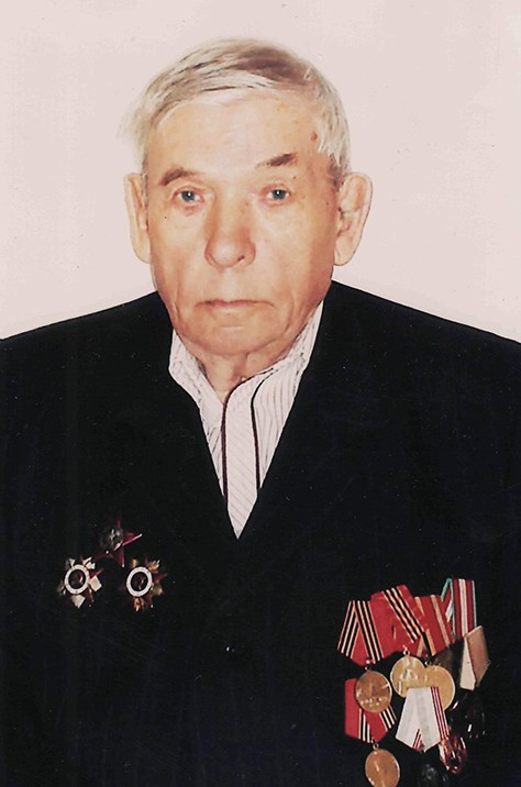 Волович Николай Андреевич