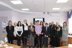 Конкурсная программа «Победные имена в названиях улиц города Строитель»